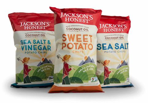 Jackson's Honest Potato Chips