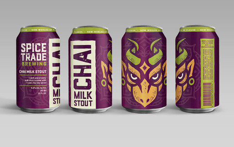 Spice Trade Chai Milk Stout