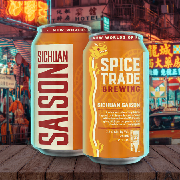 Spice Trade Sichuan Saison
