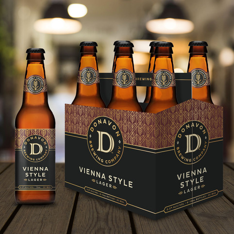 Donavon Brewing Company Vienna Style Lager