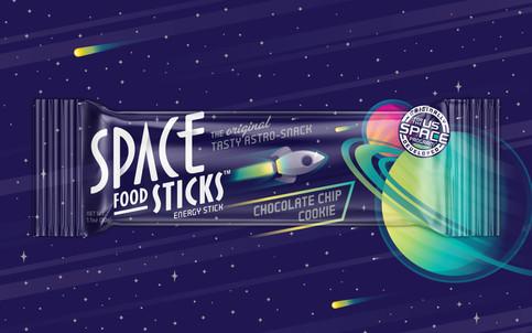 Space Food Sticks