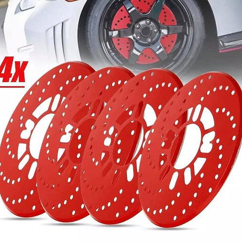 Car Aluminum Alloy Rims Wheel Disc Plate