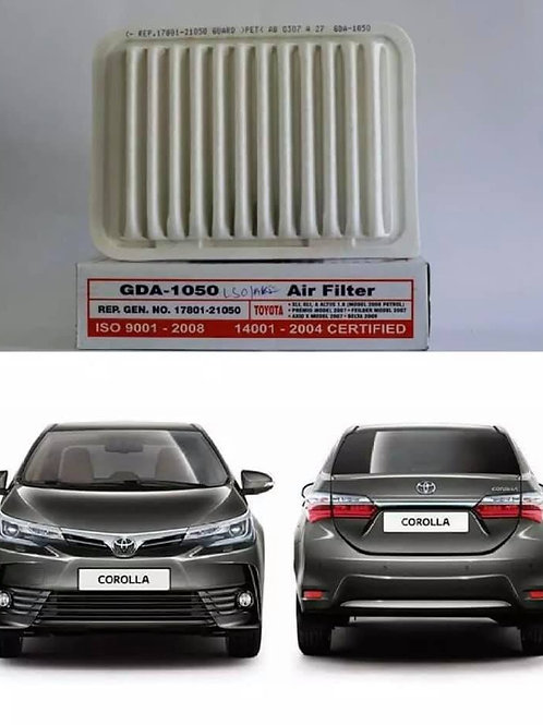 Toyota Corolla Air Filter - 2014-2018