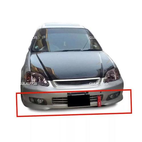 Honda Civic Front High Quality Fiber Lip