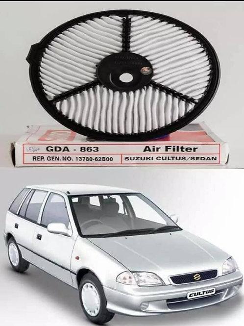 Suzuki Cultus Air Filter - 2000-2007