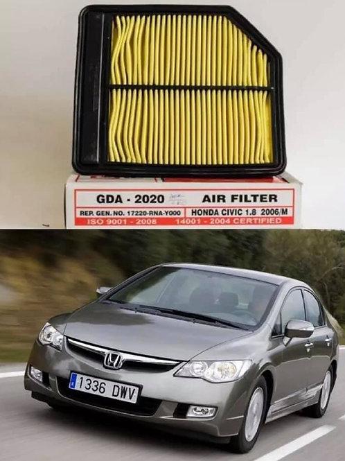 Honda Civic Air Filter - 2006-2012