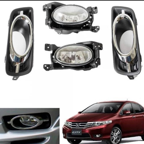 Honda City Fog Lights - 2011-2020