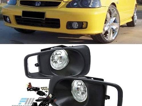 Honda Civic Fog Lights - Model 1999-2000