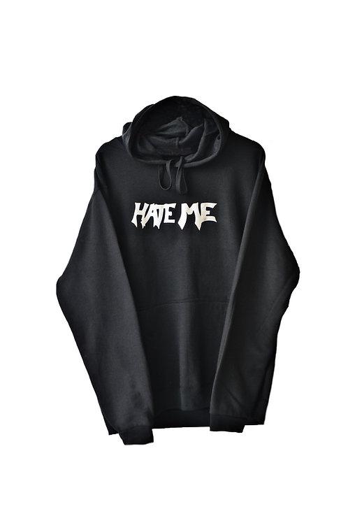HATE ME hoodie black