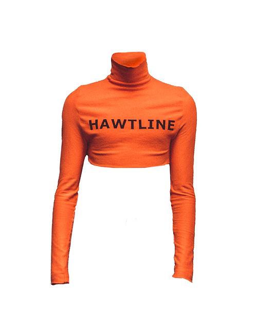 HAWTLINE Original Berlin Crop Turtleneck
