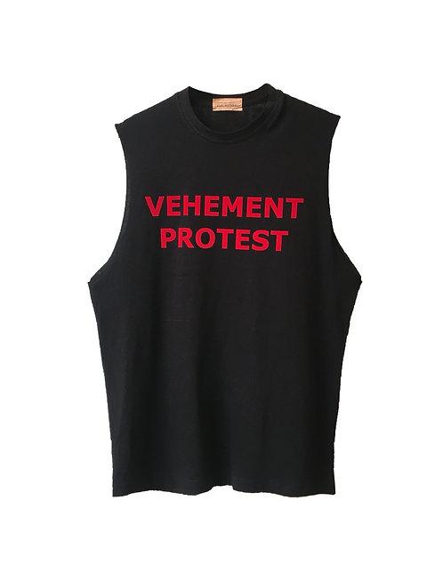 Vehement Protest Tank black