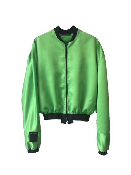 ALIEN BOMBER n-green