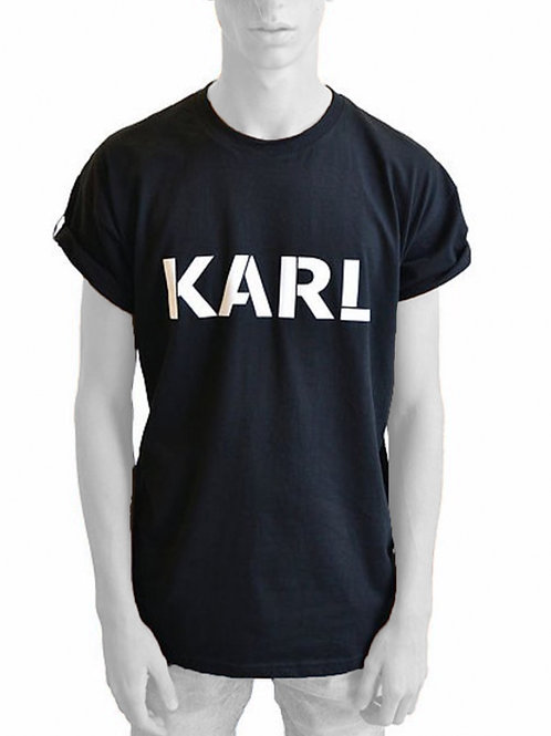 KARL T-shirt black