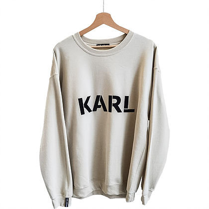 KARL sweater beige