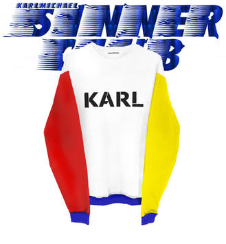 KARLMICHAEL Sinner Club S/S2021 KARL sweater BAUHAUS ryb.jpg