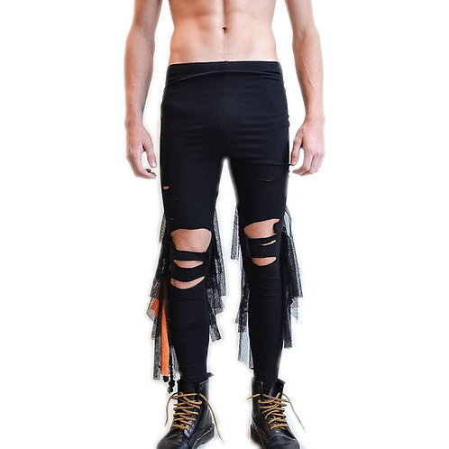 Bohemian leggins
