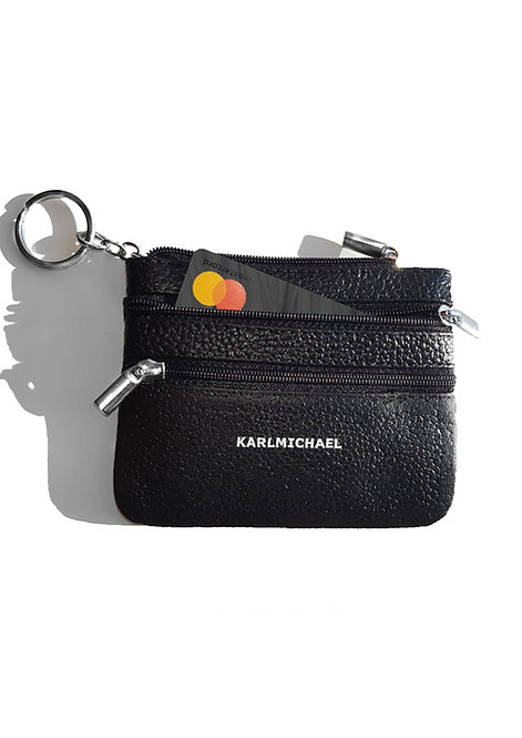 """""""The only (mini) bag you need"""" 4 Pockets-Wallet-Keychain-Purse-Cardholder"""