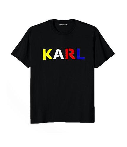 KARL T-shirt BAUHAUS black