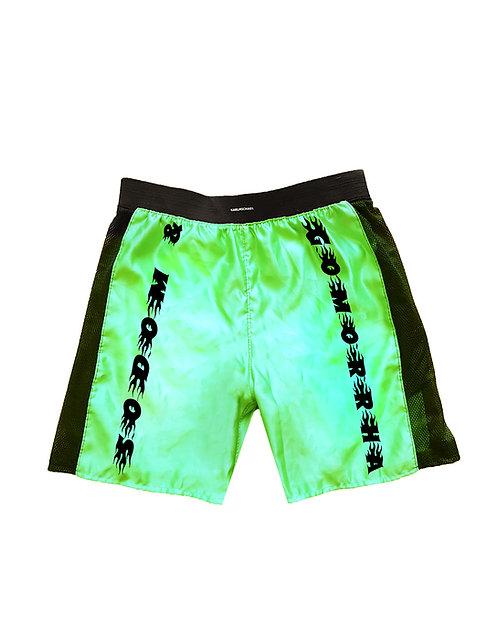 SODOM & GOMORRHA shorts green