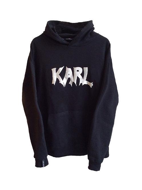 Devils intern hoodie black
