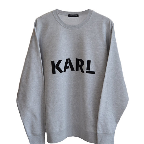 KARL sweater grey