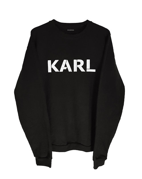 KARL sweater black