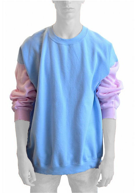 Pastel sweater Blue