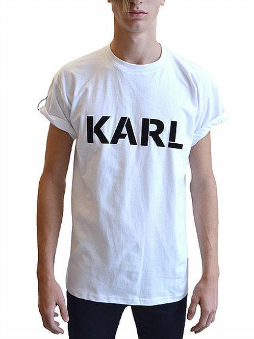 KARL T-shirt white