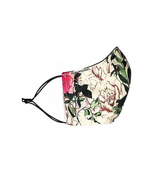 Reversible Floral Mask
