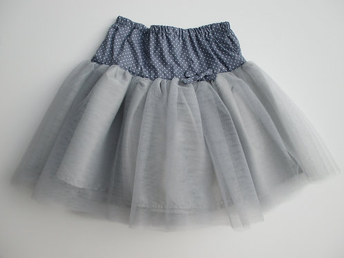 Jupe tulle T5-6ans