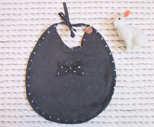 Bavette Gris / Etoile grise