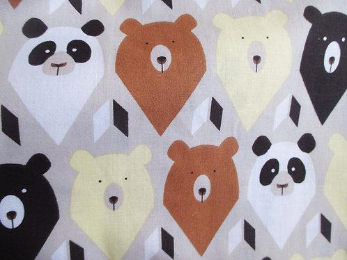 Coton Ours & Pandas