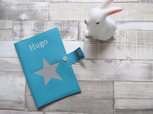 "Protège Carnet ""HUGO"""