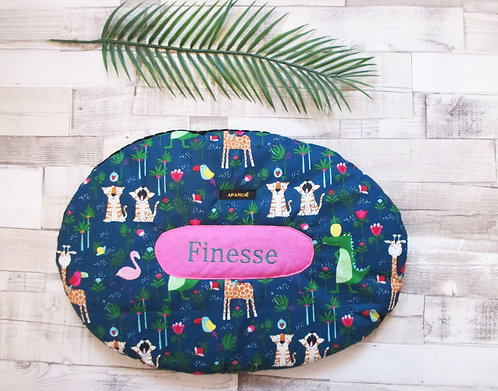"Coussin ""Finesse"""