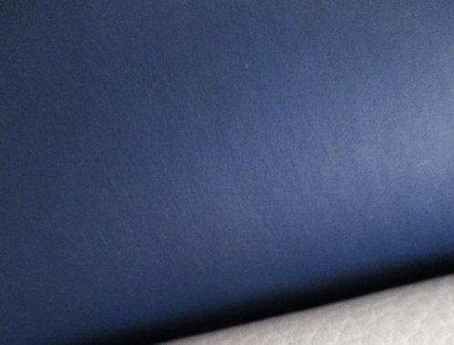 Simili bleu marine lisse mat n°316