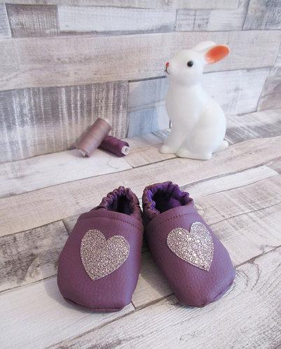 Chaussons bébé  pointures 18-19