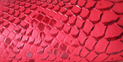Simili croco Rouge  n°160