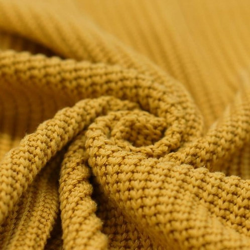 MAILLE TRICOT N° 10 COTON OCRE