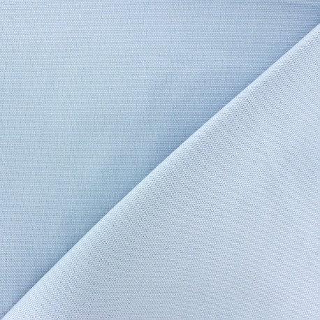 """""""Coton UNI Bleu ciel"""" Poposition tissu"""