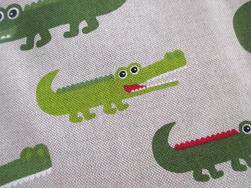 TOILE Crocodile