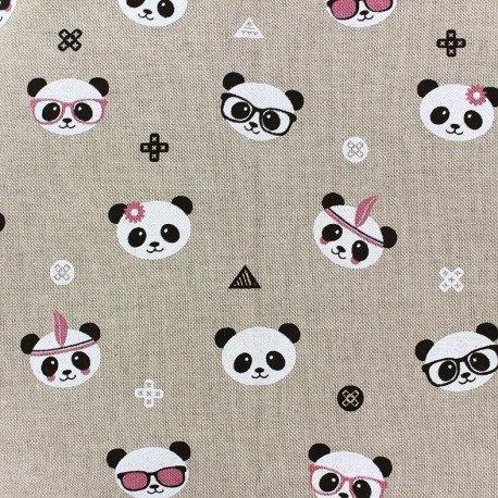 TOILE Panda