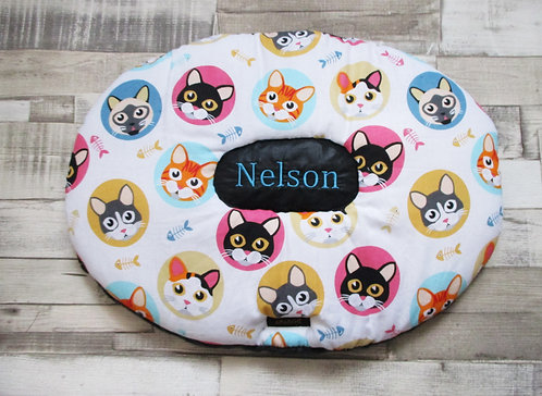 """Coussin """"Nelson"""""""