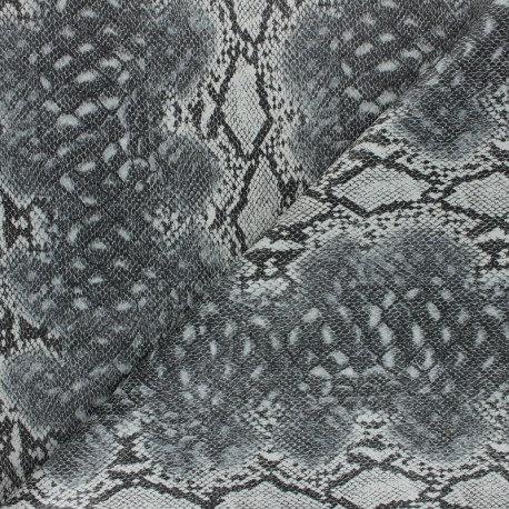 Simili cuir Mérope gris n°211