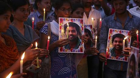 Activists Candle Vigil.jpg
