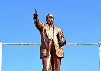 """""""On Building of Nation and Its Democracy"""": Dr. Ambedkar's Vision for India"""