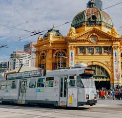 Metro News Protest Melbourne Main