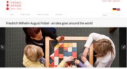 Fröbel Dekade Website