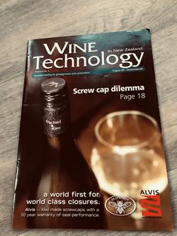 Wine Technology Magazine