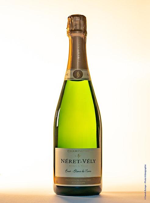 Champagne Blancs de Noirs  - 75cL