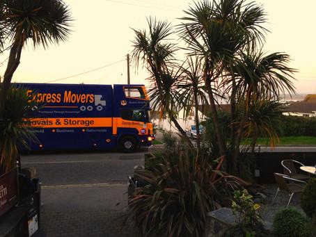 Derbyshire's premier removal company